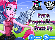 Pyxis Prepstockings Fright-Mares