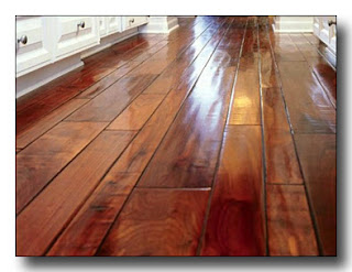 how to clean and polish hardwood floors