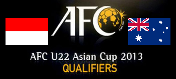 Kualifikasi AFC U22 2013   Indonesia Vs Australia