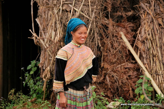 Ban Pho Village, Bac Ha, Lao Cai - Photo An Bui