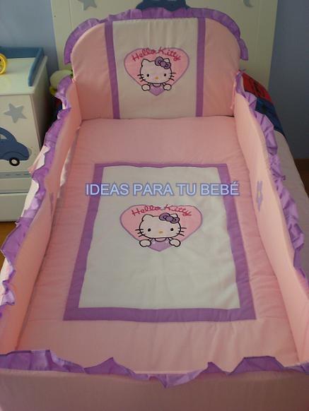 Protectores de cama cuna imagui - Protectores para cama cuna ...