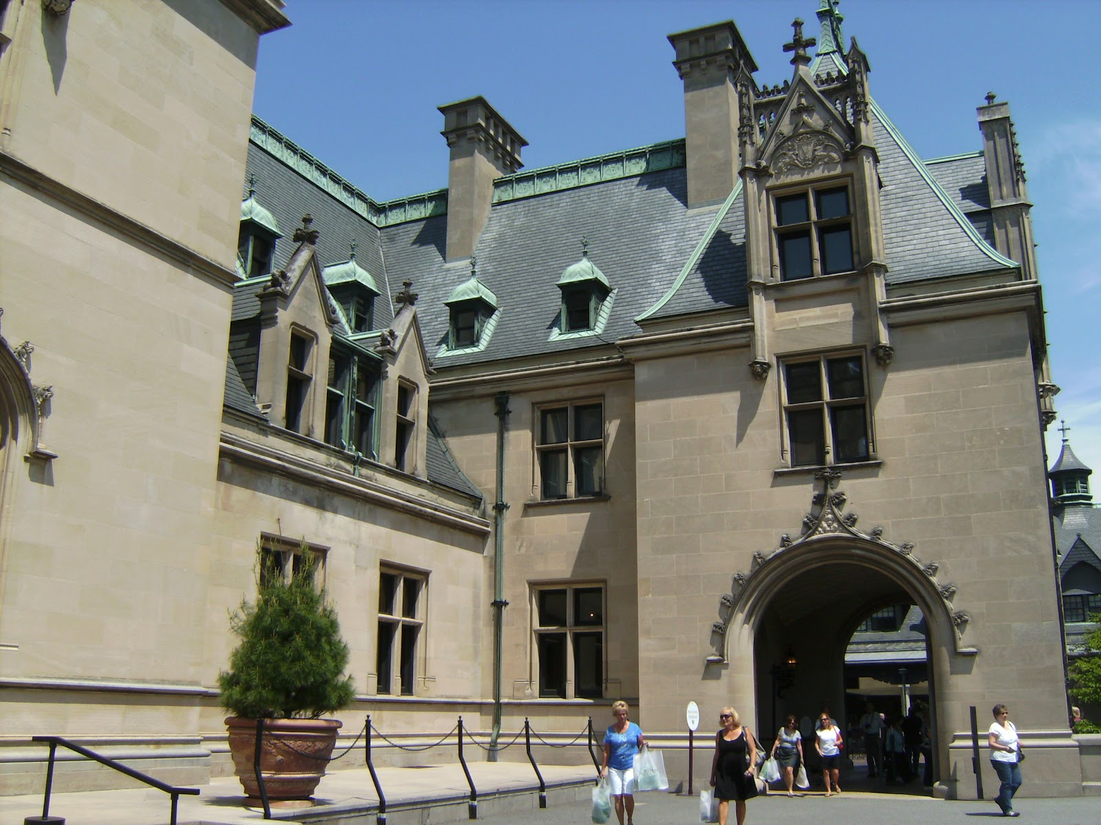 Use Biltmore Estate promo codes to visit George Vanderbilt's historic architectural wonder in the heart of North Carolina. The , acre property features acres of gardens, parkland, and a winery, as well as a regal French-inspired 34 bedroom home.