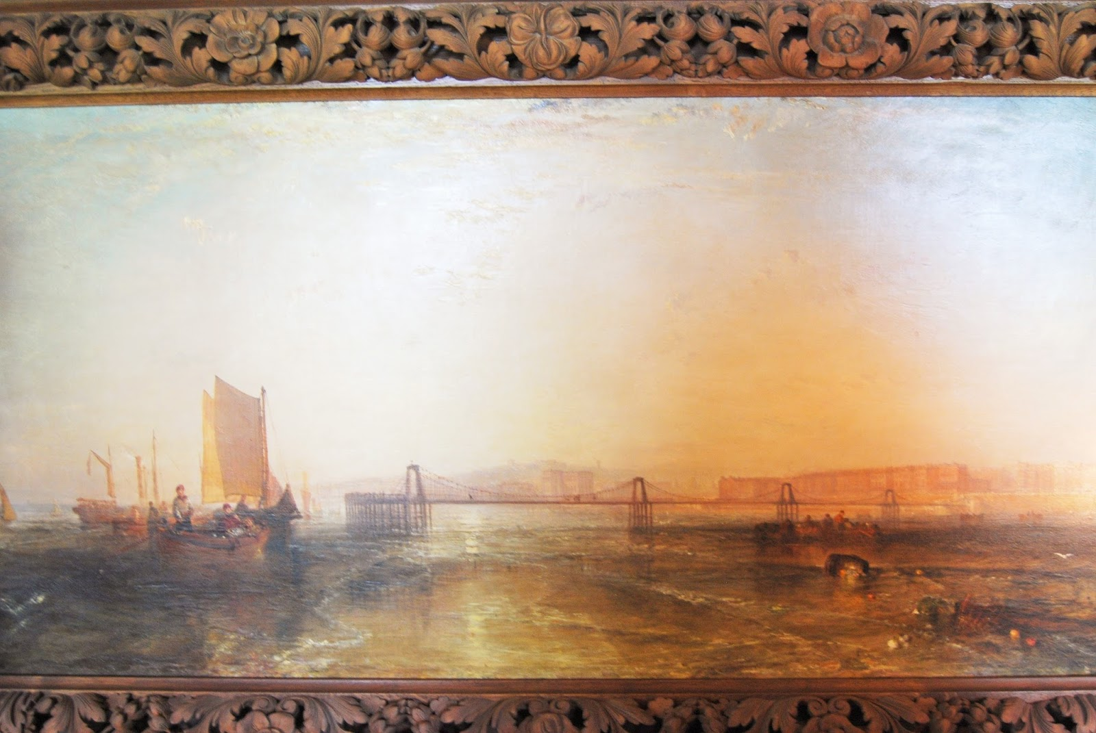 Turner, Petworth House, photo by Modern Bric a Brac