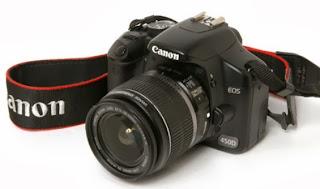 Kamera Digital SLR Canon EOS
