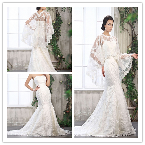 Vente de dentelle pour robe de mariee