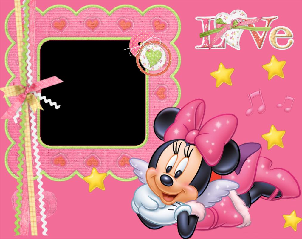 Marcos Para Fotos De Minnie Mouse