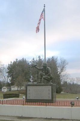 Wappingers Falls 9-11: WW2 memorial