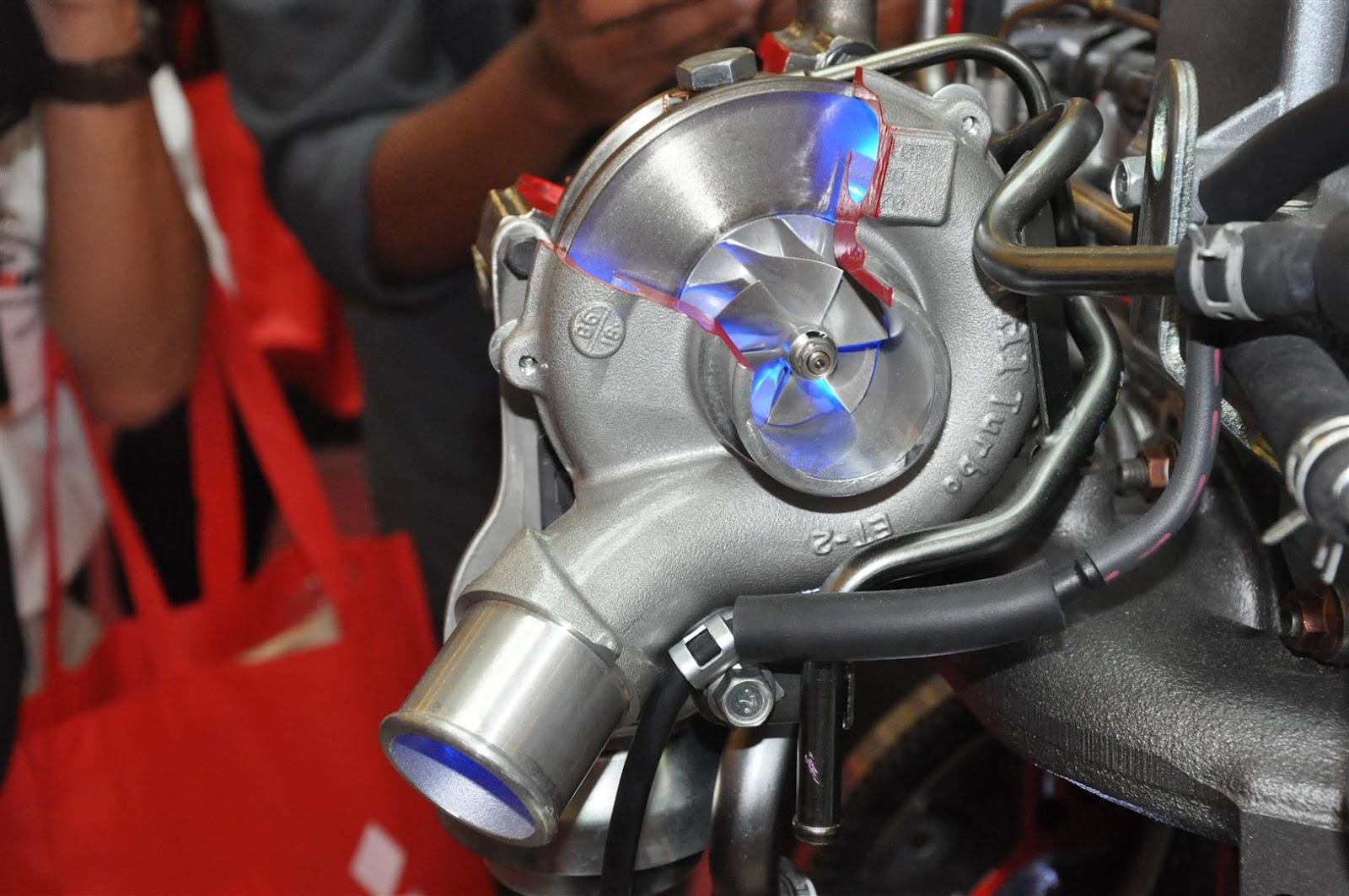 The 2013 Mitsubishi Pajero Sport - The new Pajero Sport VGT will be
