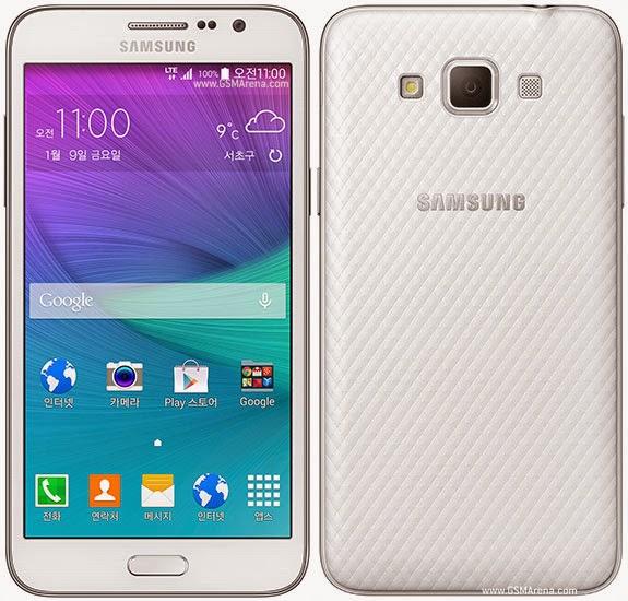 Spesifikasi Samsung Galaxy Grand Max Smartphone