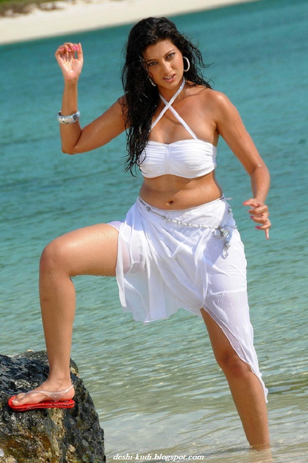 Images Of Mobile Girls Hamsa Nandini White Bikini