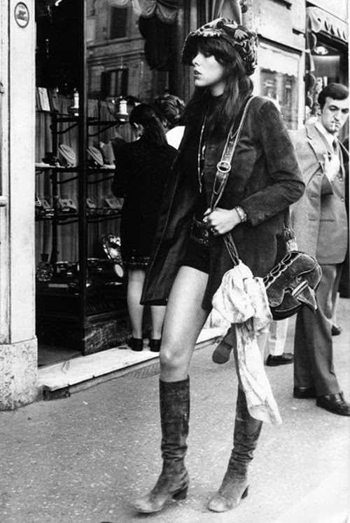 Hotpants of the 1960s-70s ~ vintage everyday