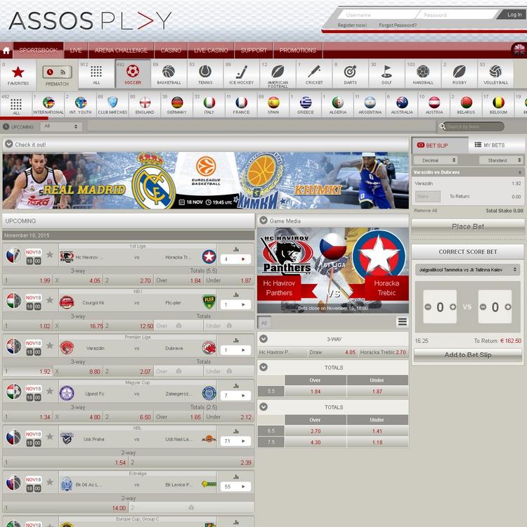 AssosPlay Offers