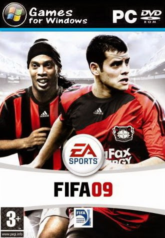 Pc Game FIFA 09 Full Rip Download Single Link 600 MB