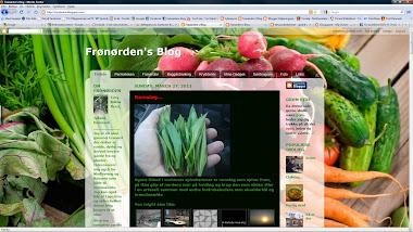Frønørdens Blog