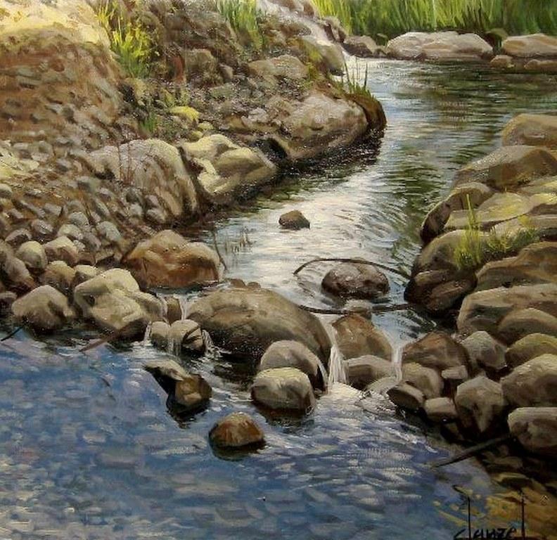 Galeria De Pintura Al Oleo: Pintura Moderna Y Fotografía Artística : Galería Ver