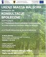 Kontynuacja konsultacji społecznych w Malborku