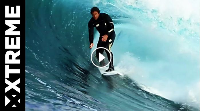 Big Wave Surfing in Tasmania Shipstern Bluff