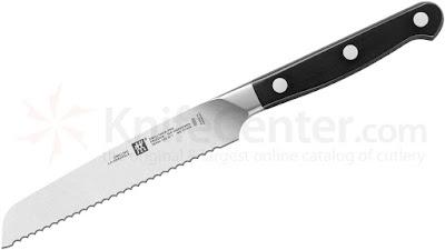 Pisau Roti - Sereated Knife