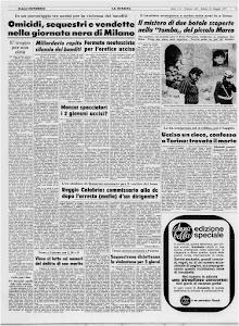 LA STAMPA 21 MAGGIO 1977