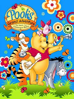 Selimut Rosanna Winny the Pooh