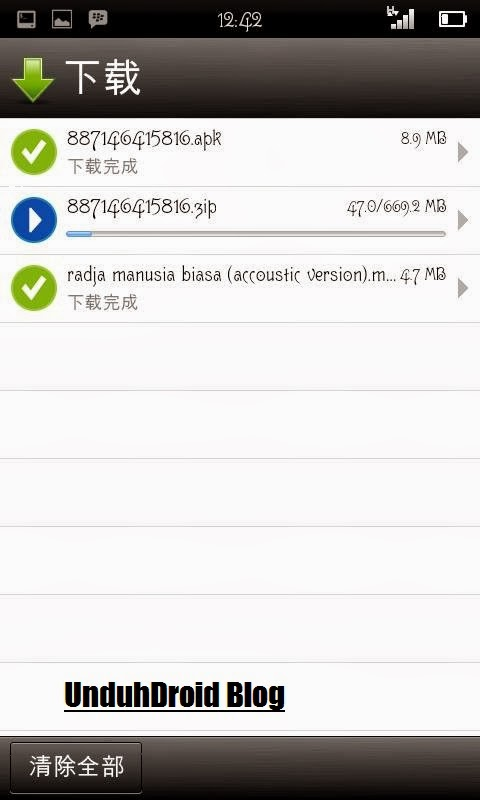 Cara Internet Gratis Tri AON 2014 Android