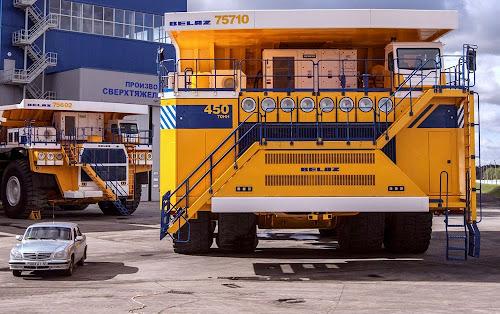 Maior caminhão do mundo