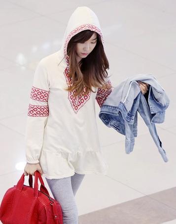 Korea 39 S Latest Fashion Blog Girls Generation Snsd Casual