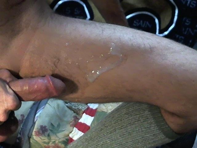 Used floor Masturbation withdrawal