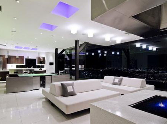 Most people prefer minimalist style for this type of decoration. How to Decorate  Modern Homes