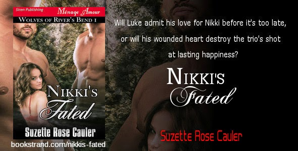 Nikki's Fated by Suzette Rose Cauler