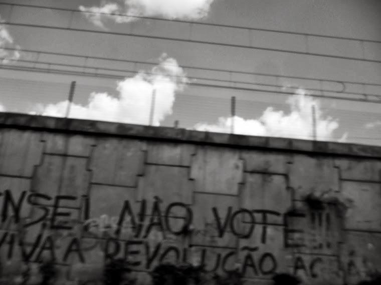 CA -nao vote- belo horizonte-MG / BRASIL