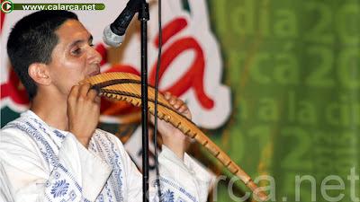 "Música Andina Latinoamericana ""Vientos de Paz"" - John Martínez N."