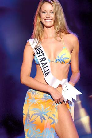 Love miss nude australia 2000 seriously sexy