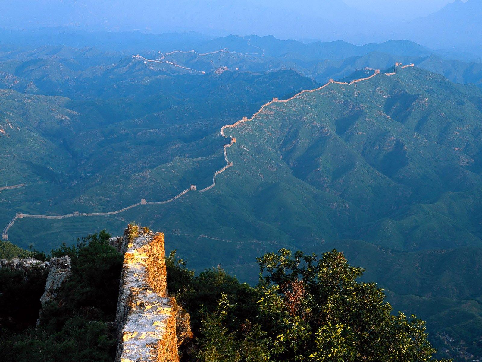 Alam Mengembang Jadi Guru: Tembok Besar China