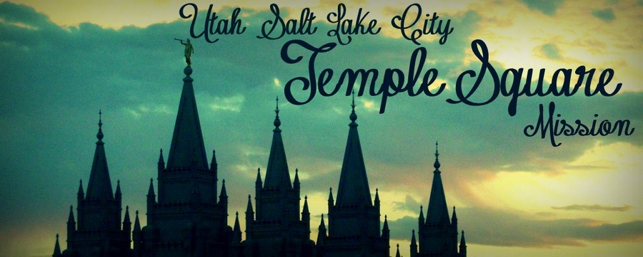 Salt Lake City Temple Square Mission