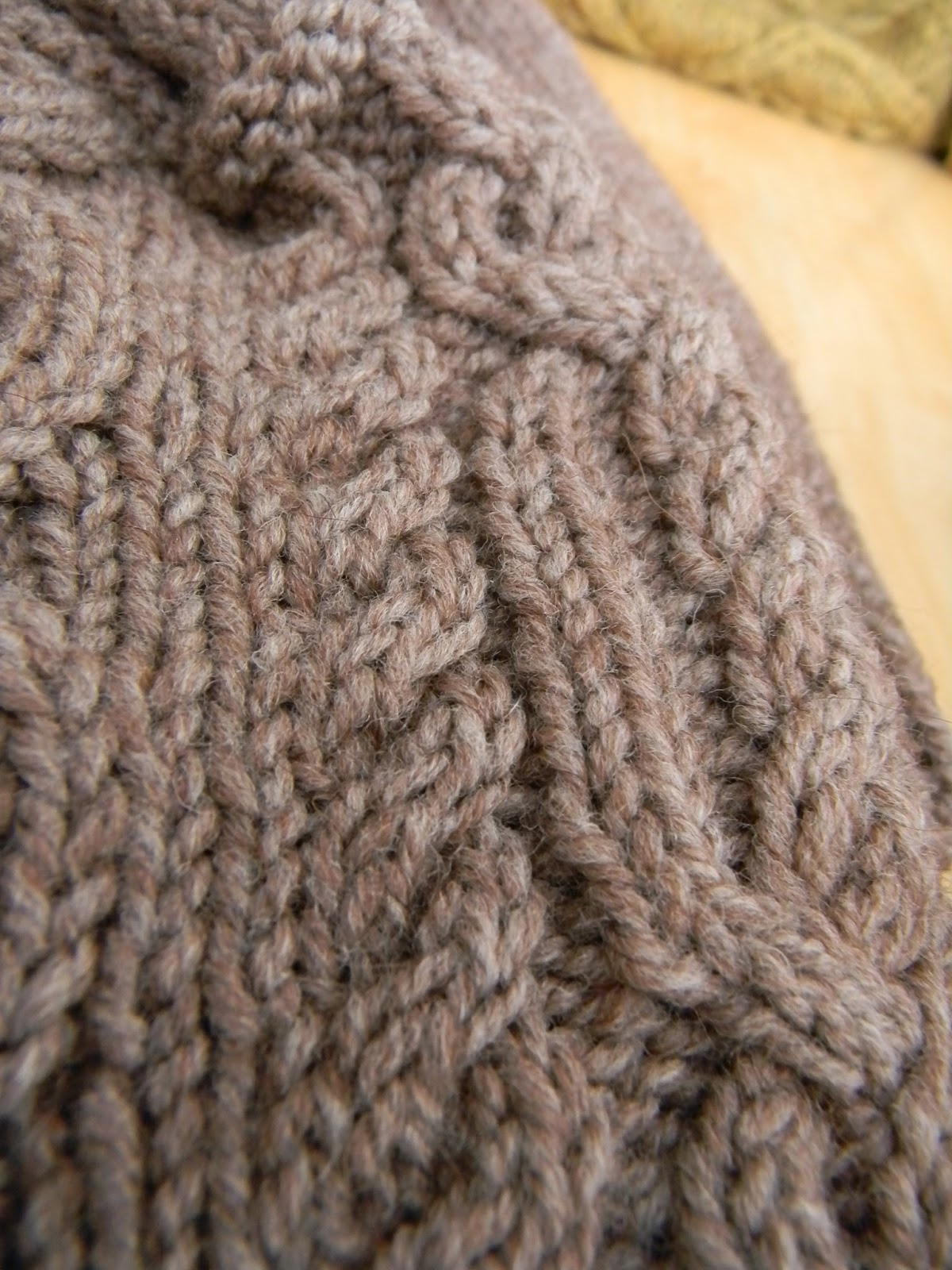 Knitting Cables Tips : Figknits cable knitting tips part one