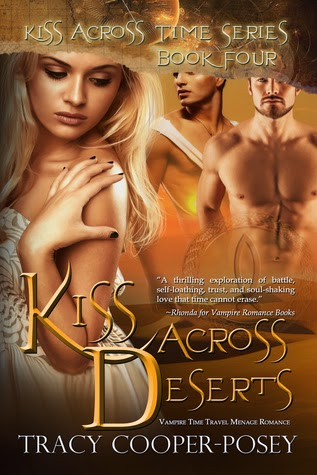 Kiss Across Deserts by Tracy Cooper-Posey