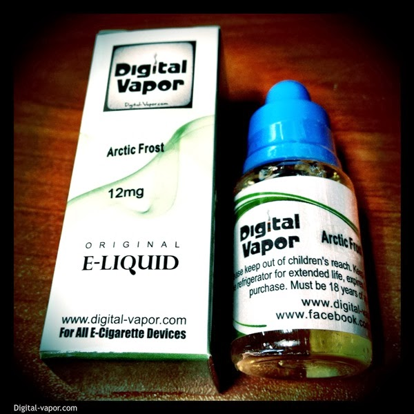 new e-cigarette liquid