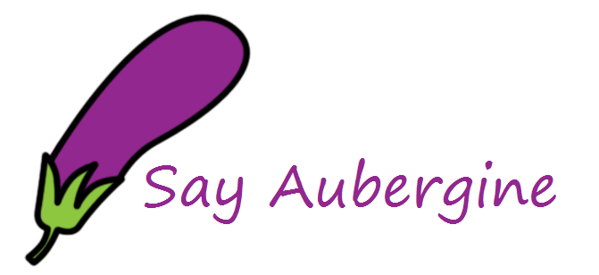 Say Aubergine