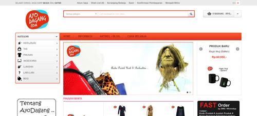 Ayodagang.com Toko Online Terpercaya