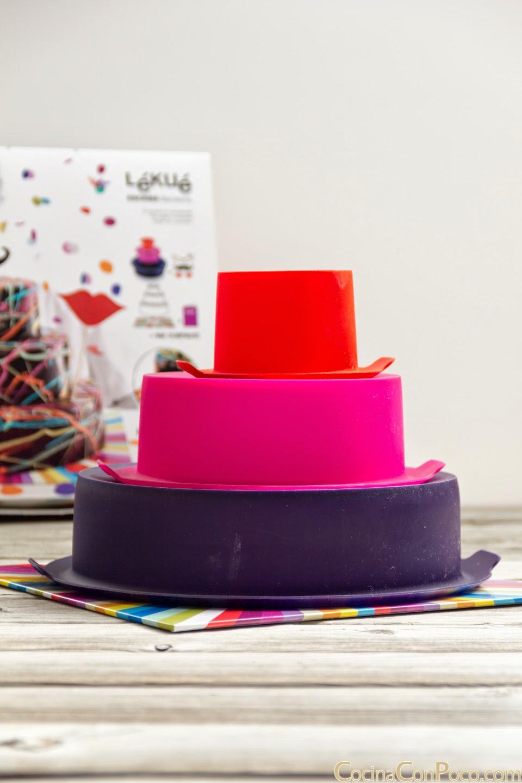 Lekue - Recetas e ideas parta un cumpleaños