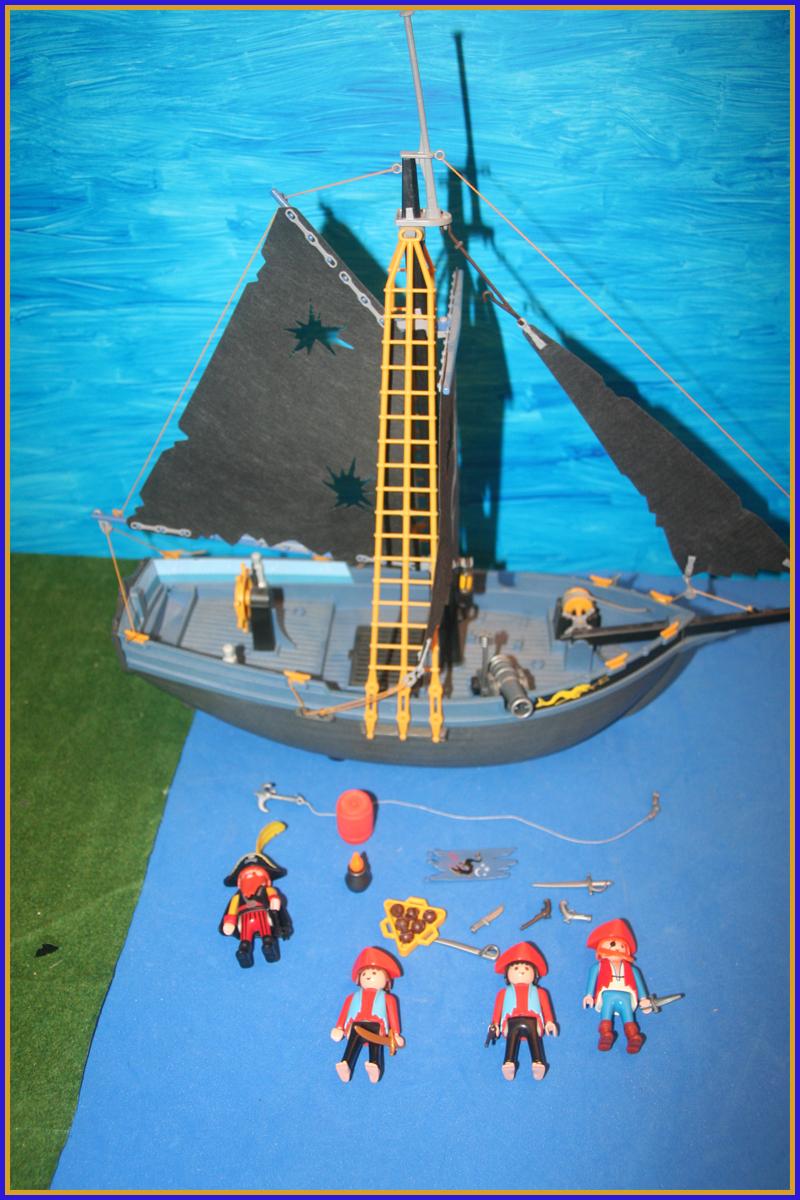 Humour 2 bil les ventes sur le bon coin - Playmobil bateau corsaire ...
