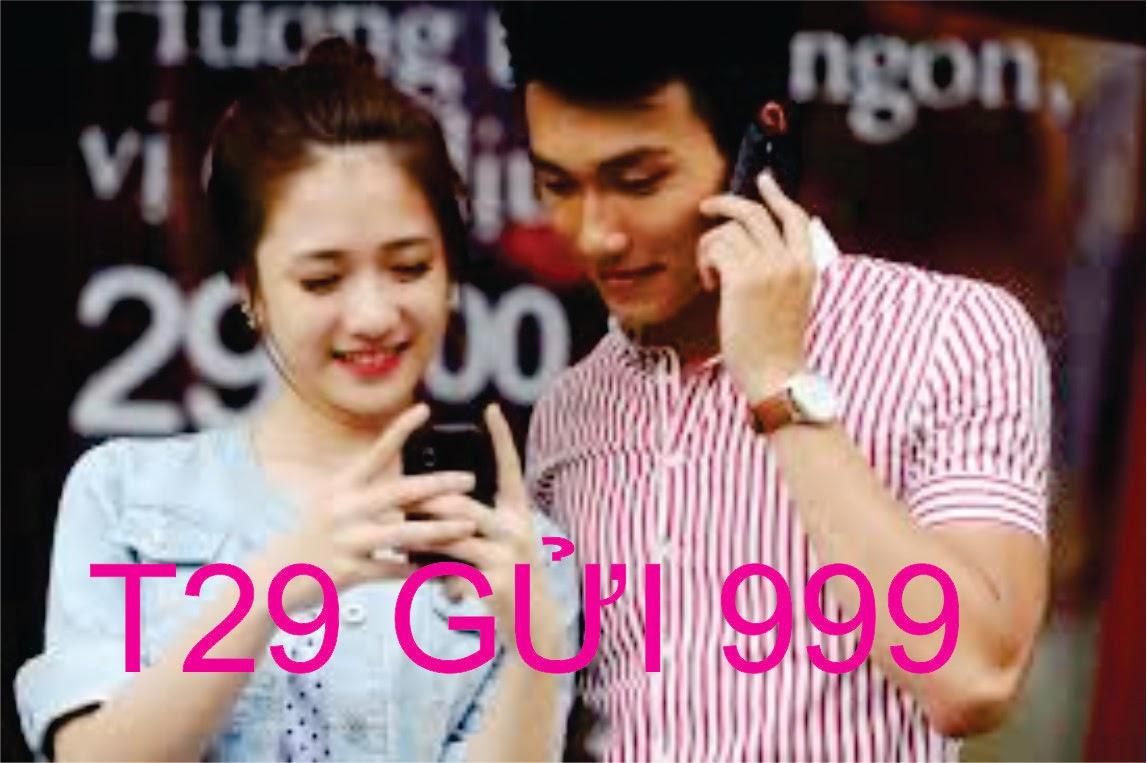 Đăng ký gói thoại T29 của Mobifone