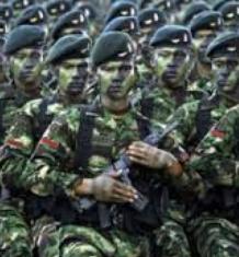 TNI harus berbenah persiapkan diri perang modern