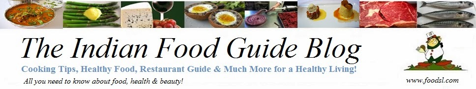 The Indian Food Guide Blog - Foodsl.com