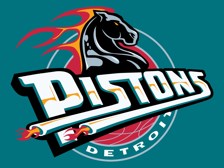 Detroit Pistons Logos Gallery