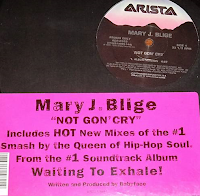 Mary J. Blige - Not Gon' Cry (VLS) (1996)