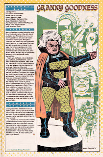 Granny Goodness Comic
