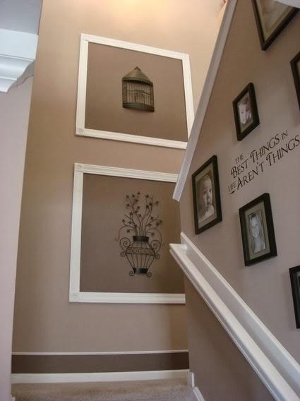 merdiven duvar dekorasyonu