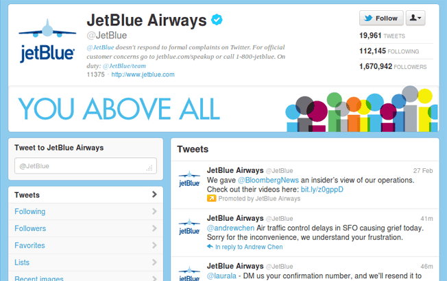 jet blue airways case study summary Brief summary of the jetblue case jetblue airways corporation is one of the most admired organizations in the us aviation airlines (lawton, 2007:239)the company began operations in 2000 covering routes in the northeast, offering cheap rates and great service on board jetblue experienced an unfortunate event on february 14, 2007.